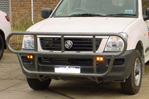 Holden Rodeo Roobar