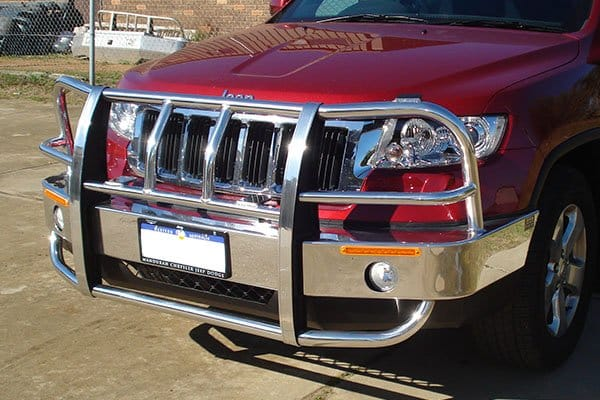 Jeep Grand Cherokee Laredo Bullbar Perth