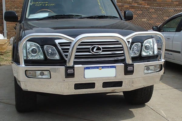 Bullbars suitable for Lexus Vehicless Perth