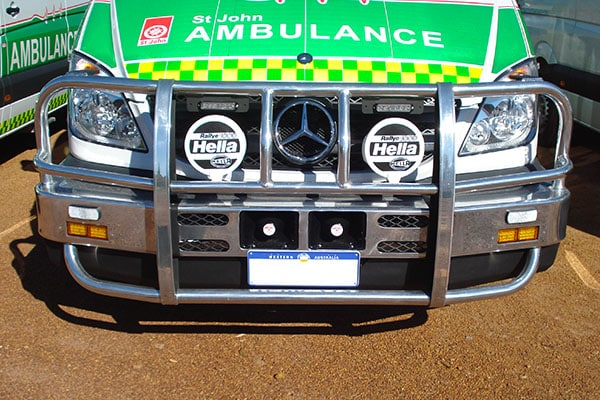 Mercedes Sprinter Bullbars Perth