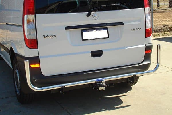 Mercedes Vito Rear Bumper Perth