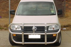 VW Caddy with Semi Bullbar Perth