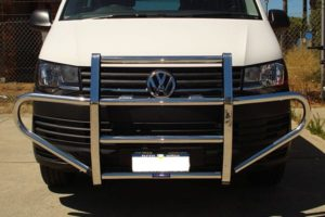 VW Transporter Semi Bullbar Perth