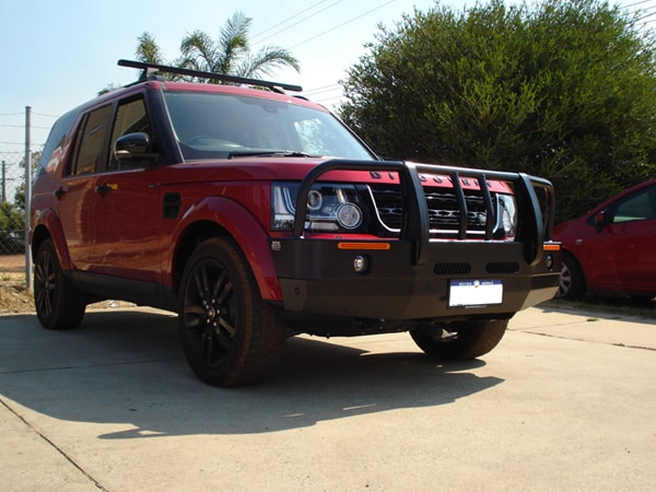 Land rover Discovery 2016 bullbar
